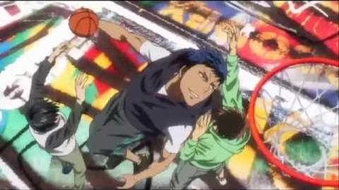 Kuroko No Basket Intro of the 1st film compilation