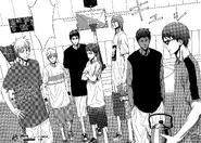 GoM, Kuro & Kagami Team