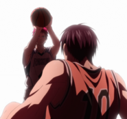 Akashi ankle break Takao