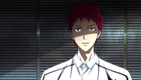 Akashi spectates Too vs Seirin