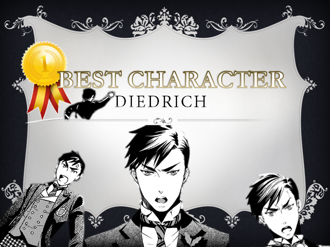 Anime Characters Everyone Knows : Kuroshitsuji wiki best of awards