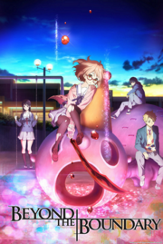 Beyond the Boundary Promotional Poster