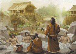Yukihime's Hot Springs