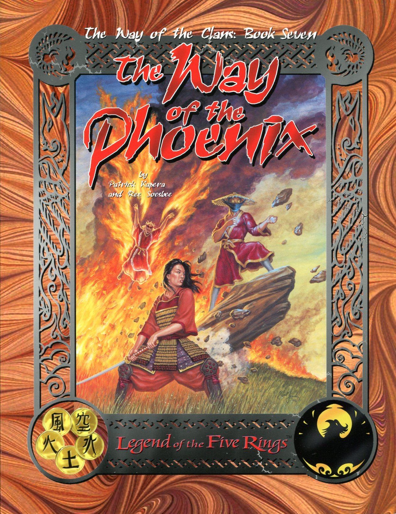 Way of the Phoenix (RPG)