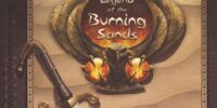 Legend of the Burning Sands Roleplaying Game