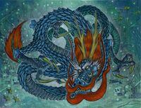 Dragon of Water 2
