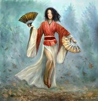 Isawa Kyoko 2