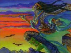 Wisdom the Wind Brings (spell)