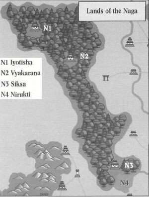 Naga Cities