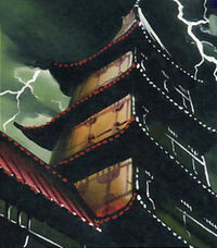 Yogo Junzo Stronghold