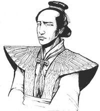 Shiba Katsuda (I)