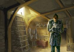 Hidden Storehouse of House Rafiq