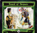 Touch of Despair/card