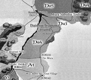Southern Daidoji provinces