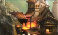 Tetsu Kama Mine