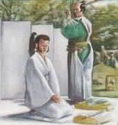 Seppuku of Moshi Keika