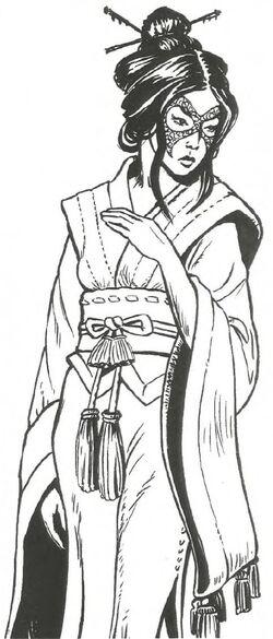 Bayushi Kachiko 12