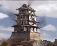 Isawa Palace