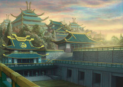 Dragon's Guard City