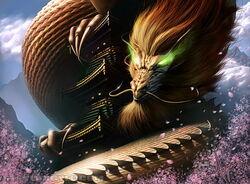 Satsu Dragon