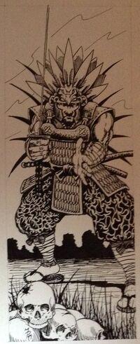 Shiba Katsumi (II)