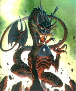 Dragon of Earth 5