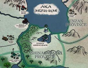 Kyuden Ashinagabachi 2