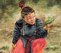 Yobanjin Sorcerer