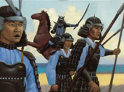 Daidoji Iron Warriors
