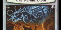 The Portals Open/card