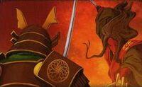 Tashime confronts Kazunori