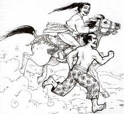 Hiruma and Shinjo