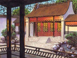 Toturi's Shrine