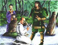 Takuan's Seppuku