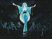 Summon Swamp Spirits 2