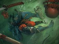 Sea Troll Predator