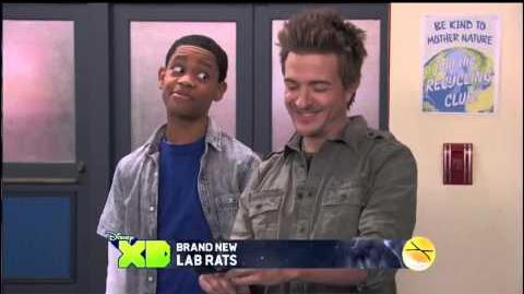 Lab rats taken promo clip