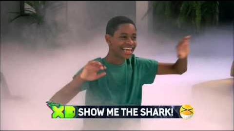 EXCLUSIVE Lab Rats, and Crash and Bernstein - Show Me the Shark! - Summer Preview-0