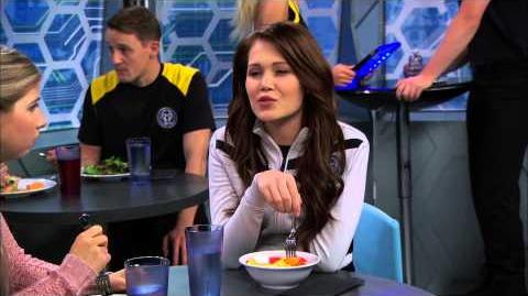 "Lab Rats - ""Forbidden Hero"" Clip - Bob Crushes on Caitlin"