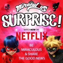 Season 1 Premiere on Netflix!