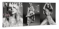 Porter magazine Issue No. 2 Gatefold