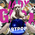 ARTPOP Censored clean cover