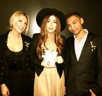 10-9-12 Backstage at LennonOno Grant For Peace Awards. Reykjavik 007