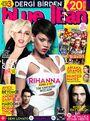 Blue Jean Magazine - Turkey (Aug, 2014) Alt