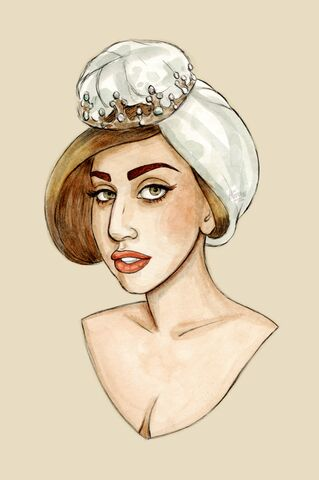 File:Gaga London Princess II (Drawn at the Harrods FAME launch).jpg