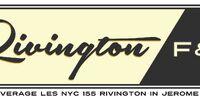 Rivington F+B