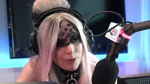 Lady Gaga on Capital FM with Rich Clarke