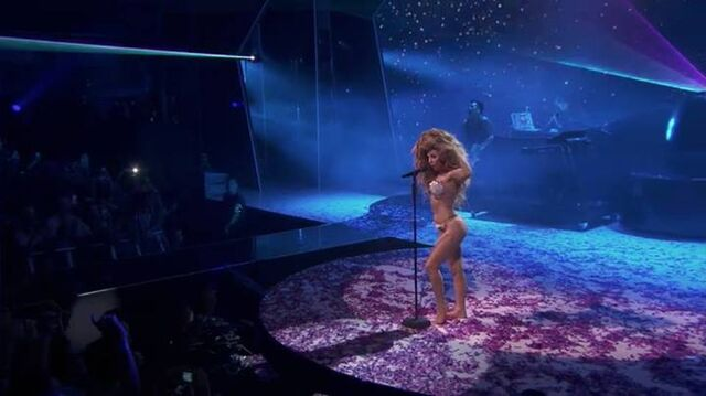 File:9-1-13 iTunes Festival - ARTPOP performance 001.jpg