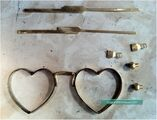 Jacks Eyewear - Custom Heart glasses