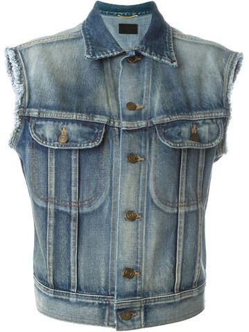 File:Saint Laurent - Sleeveless denim jacket.jpeg
